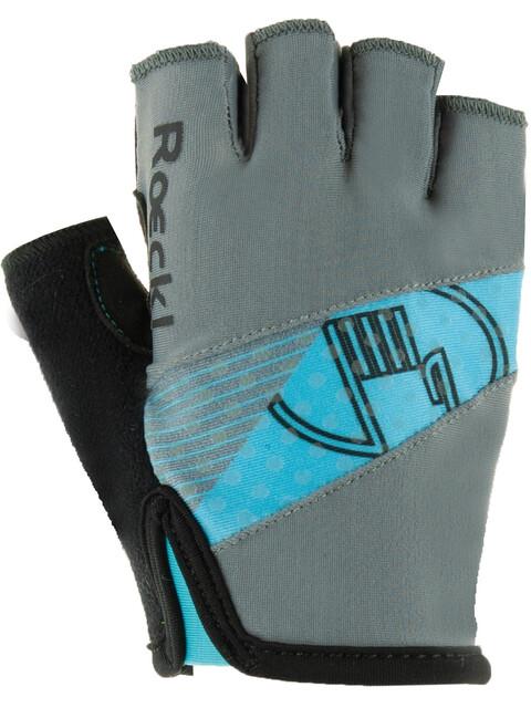 Roeckl Zinal Handschuhe Junior grau